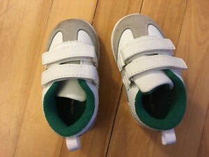 Padraig slippers, new sneakers & used boots/shoes