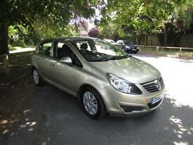 Vauxhall Corsa 1.4i Club**1 OWNER FROM NEW WITH FULL VAUXHALL SERVICE HISTORY**