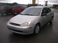 2001 Ford Focus ZTS 161000 KM