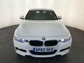 2015 65 BMW 320D M SPORT 4 DOOR SALOON DIESEL 1 OWNER SERVICE HISTORY FINANCE PX