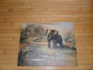 Canvas Pictures $50 each 5 for $200 HARD TO FIND Kitchener / Waterloo Kitchener Area image 3
