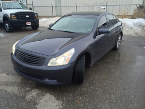 2008 Infiniti G35x New Tires, AWD!!