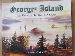 GEORGES ISLAND – THE KEEP OF HALIFAX HARBOUR