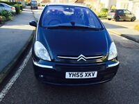Automatic ..55 Plate Citroen Picasso Exclusive ..8 Stamp..Top Range...Years MOT...60k Miles £1499