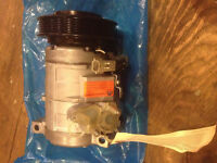 caravan a/c compressor w/clutch and drier