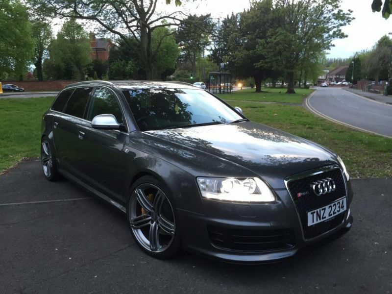 2006 Audi A6 Avant 2 7 Tdi S Line Quattro 5dr In Walsall West Midlands Gumtree