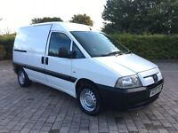 2006 56 Peugeot Expert 2.0 HDi 110 5dr EXCELLENT CONDITION, NO VAT (Citroen Dispatch / Fiat Scudo)