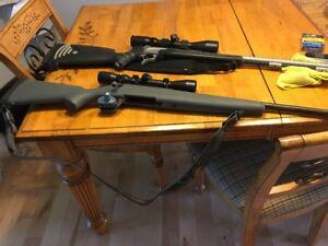 Carabines 3006 et Poudre noir
