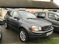 Volvo XC90 2.4 AWD 2007MY D5 SE Lux 7 seats rear entertainment system belts done
