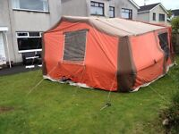 Trailer tent £550
