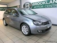 Volkswagen Golf TDi 2.0 TDI BMT GT 140 [1X VW SERVICE, LEATHER, HEATED SEATS, DA