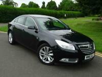 2012 Vauxhall Insignia 2.0 CDTi SRi Nav [160] 5dr Auto HATCHBACK Diesel Automati