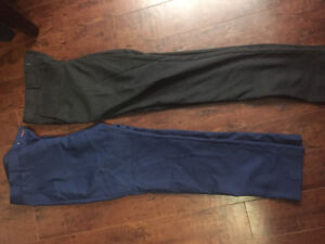 Men's RW & Co Dress Pants - 2 pair