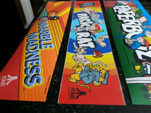 Arcade Game Marquis whole lot $115OBO