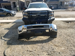 Chevy front bumper