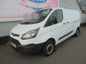2013 Ford Transit Custom 2.2TDCi ( 100PS ) ECOnetic 290 L1H2