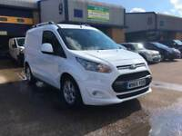2015 65 FORD TRANSIT CONNECT 1.6 200 LIMITED P/V 1D 114 BHP DIESEL VAN