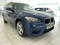 2014 BMW X1 2.0 SDRIVE18D M SPORT 5d 141 BHP Estate Diesel Automatic