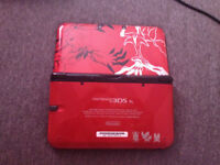 Pokemon Y 3DS XL and games