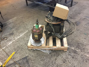 "Lincoln Vantage 400 complete generator ""parts only"""