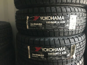 YOKHAMA ICE GUARD 185 60 14 185/65R14