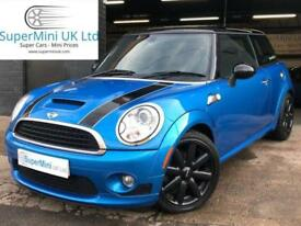 MINI HATCH COOPER S CHILI PACK Laser Blue Metallic Manual Petrol 2010