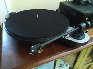 Project Elemental Turntable