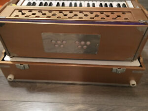 Harmonium and tabla set