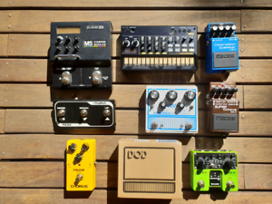 Guitar Pedal Clearance Sale