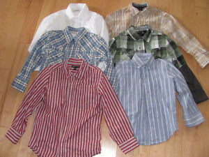 Boys Size 5 & 6 Winter Clothes