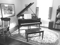 Piano Lessons in Downtown Guelph - All Ages Welcome