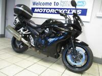 SUZUKI GSF1250 S BANDIT ABS RECOVERED RUNNING TRADE SALE BARGAIN FEW MARKS ONLY