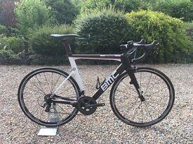 BMC Time Machine TMR02 Aero Carbon Road Bike Shimano Ultegra 6800 11 Speed mavic trek giant