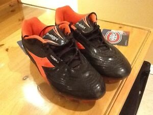 For sale.  Diadora soccer cleats. Please call,text,or email St. John's Newfoundland image 1