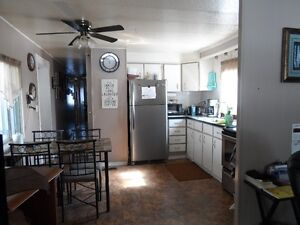 mobile home on leased land