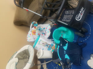 New Baby Bundle Snap N Go Stroller