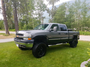 2002 chevy 2500hd duramax