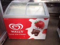Ice cream display freezer/ shop freezer (used)