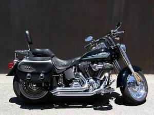 2009 HARLEY-DAVIDSON SOFTAIL FAT BOY Cannington Canning Area Preview