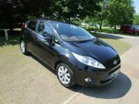 2010 Ford Fiesta 1.25 Zetec 5 door Petrol HATCHBACK Petrol Manual