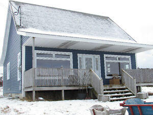 OCEAN VIEW PROPERTY..12 SHARK COVE RD., CUPIDS…1 ACRE
