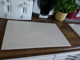 Angel quartz chopping board
