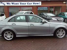 image for 2008 Mercedes-Benz C Class 3.0 C320 CDI Sport 7G-Tronic 4dr Saloon Diesel Automa