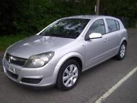2005 (05 Reg) Vauxhall/Opel Astra 1.6i 16v 2005 Breeze