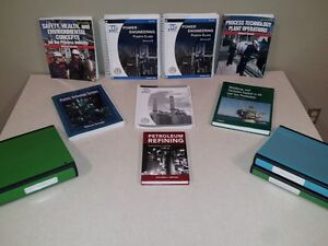 NSCC Marconi Process Operations/Power Engineering Text Books etc