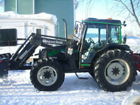 Tracteur Valtra 900