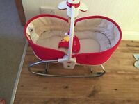Tiny Love 3 in 1 rocker.