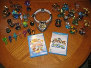 Skylander Trap Team Swap Force Wii u