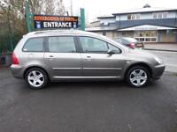 Peugeot 307 SW 1.6 16v ( 5st ) ( dig a/c ) SE Estate 5 Door Hatch Back
