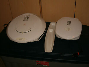 Large & Small George Foreman Grill for sale!